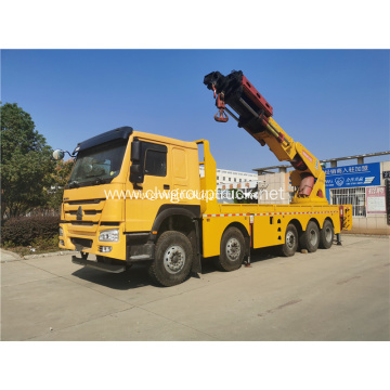 Howo brand EuroV large cranes 30-260 tons