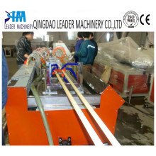 PVC Small Profile Electrical Conduit Channel Extrusion Line