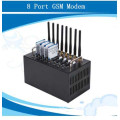 API Software 8 Port Bulk SMS Modem Pool GSM SMS Gateway