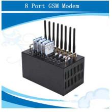 8 портов GSM шлюз Воип