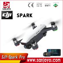El más reciente DJI Spark Drone original (Mando a distancia excluido) con 12MP Wifi Camera GPS / Glonass Gesture control SJY-Spark