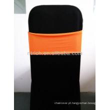 Linda faixa do Spandex, Lycra Sash, laranja