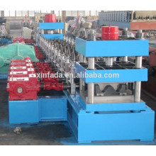Highway guardrail metal steel roll forming machine