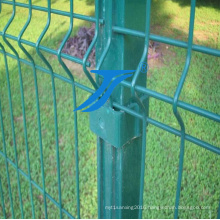 Professional 3D Curvy Welded Wire Mesh Fence Manufacturer