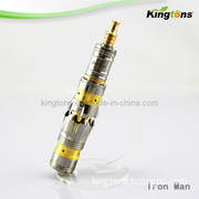 High Quality EGO Iron Man Electronic Cigarette, Rechargeable E Cigarette