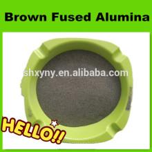 95% de sable de corindon brun pour le sablage, le polissage, le meulage