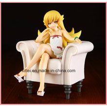 Japanese Cartoon Figure Plastic Anime Figure