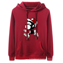 Fleece Customized Lace up Cheap New Hoodies 20016