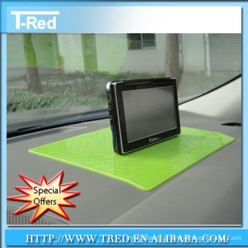 Almofadas de gel antiderrapantes removíveis duráveis com cores diferentes