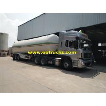 55m3 Triaxel ASME LPG Tank Trailers