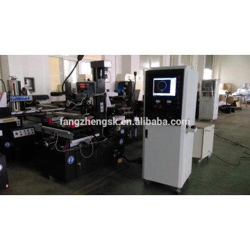 Machine de coupe à fil edm avec coupe large