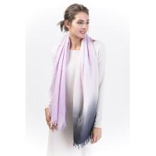 Bufanda Brcwf-100% DIP-Dying Cashmere para mujer