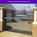 6 ft nice decorative wrought iron gates