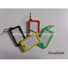 Sign Card C& Key Tags &Label & Plastic Keychain&Accessories (DR-Z0163)