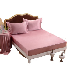 Mulberry Silk Luxury Fitted Sheet Flat Sheet King