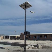 Höchste Kosten-Leistung 4m zu 15m 20W zu 200W LED-Straßenlaterne + Solar-LED-Straßenlaterne IP65 für besten Hersteller Chinas