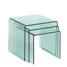 Grandes paneles de vidrio, vidrieras, vidrio transparente