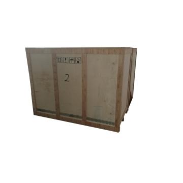 Escáner de equipaje de rayos X para seguridad.