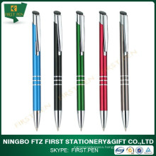 Factory Price Retractable Magnet Ball Pen