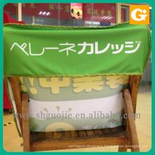 custom Flag Car Seat Cover Fabric printing