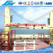 Ship Deck Bulk Cargo Lightering Crane