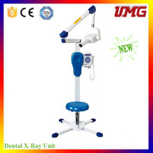 Equipamentos odontológicos Unidade móvel de raios-X