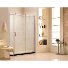 R11 Slide Door Verre trempé Verres de douche de salle de bains
