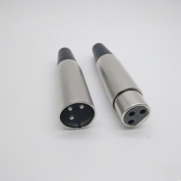 XLR 3 pin Female connector
