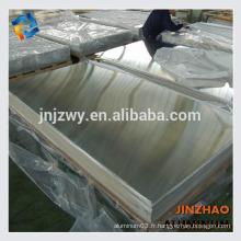1050 1060 h112 h18 h16 Plaque à damier en aluminium utilisée dans la toiture