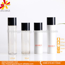 90ml 120ml PET material sample packaging