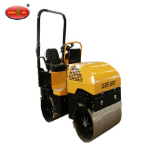Ride On Hydraulic Double Drum Roller Compactor