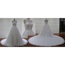 Robe de bal robe cathédrale une robe de mariée en ligne