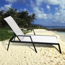 Strong aluminium sun bed