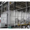 Natural gas annealing furnace