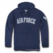 15PKSWT02 fashion military 60%cotton 40%poly CVC sweatshirt