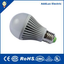 3-15W obscurcissant la lumière blanche économiseuse d'énergie 220V LED