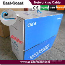 UTP Solid Cable CAT6 23AWG RJ45 Ethernet Lan Network Cable