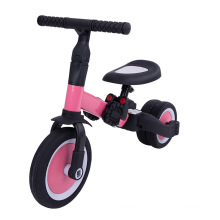 2020 Factory Wholesale Baby Balance Bike Kids High Quality Balance Bike 4 in 1 Baby Balance Bike Wheels