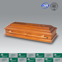 Cercueil à peu de frais funéraires en bois Style australien & Casket_China fabrique de cercueil