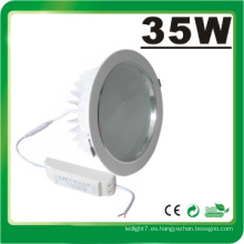 Lámpara LED Dimmable LED Down Luz LED