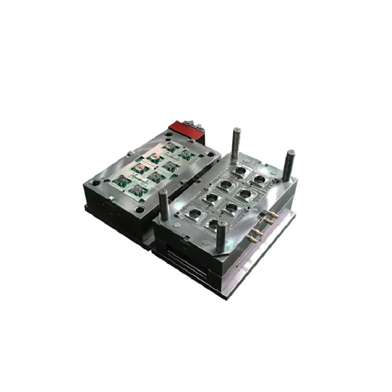China Oem Injection Plastic Socket Box Switch