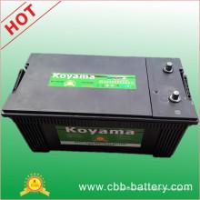 Batterie de voiture haute qualité de 200 à 12V Koyama Batterie scellée Mf Auto