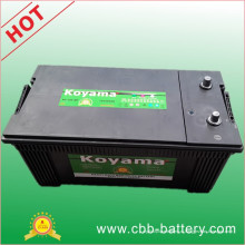 Высококачественная аккумуляторная батарея 200ah 12V Koyama для автомобильных аккумуляторов