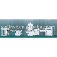Laminadora automática alta velocidad (agua base /Oil base / prelacado