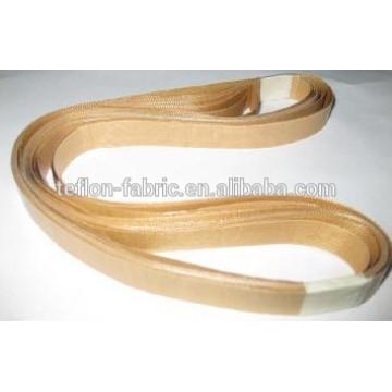 High temperature resistant endless teflon conveyor belt