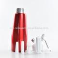 Wholesale Welcomed Design 500ML Aluminum Whipped Cream Dispenser