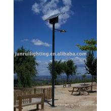 Solarstrom-Straßenleuchte, aufladbare led-Licht, Energie sparen