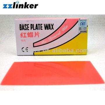Cheap Dental Supply Red Base Plate Wax