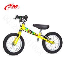 Дешевые алибаба ездить на игрушки дети баланс велосипед/холодная нет педали баланс велосипед для 2-летних детей/оптовые баланс велосипед тормоз V