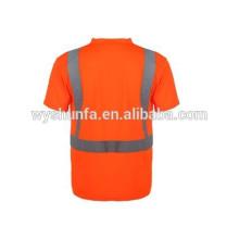 Reflektierende Sicherheit T-Shirt / Sicherheitsjacke T-Shirt / Warnung Kleidung / Sicherheitsweste